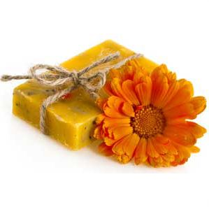 Calendula Skin Care Recipes: Calendula Sunshine Cold Process Soap Recipe