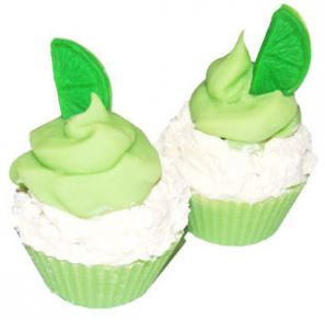 Crafts for St. Patrick's Day Lime Cupcake Cold Process Soap Recipe