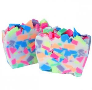 Soap Embed Ideas Easter Confetti Soap Recipe