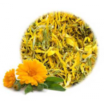 Natural Exfoliants for Soap Making: Calendula Flowers