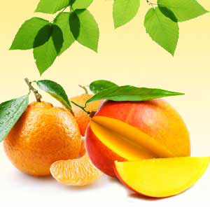 Popular Orange Fragrance Oils: Mango Tangerine Fragrance Oil