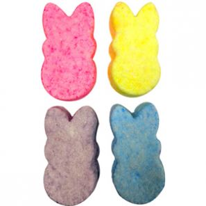 25 Ways to Use Grapeseed Oil Peeps Bunny Bath Bombs Recipe