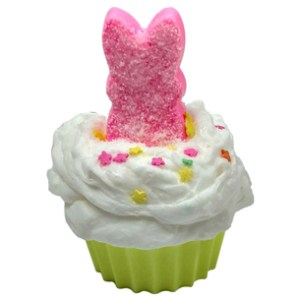 Crafts for Easter: Peeps Bunny Cupcake Soap Recipe
