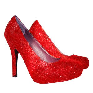 20 Valentine's Day Crafts Scented Valentine Glitter Shoes Recipe