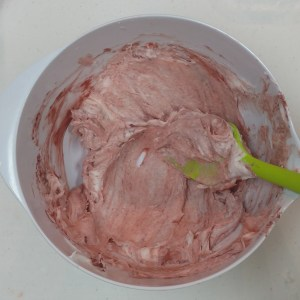 Whipped Rose Clay Shaving Soap Recipe Whipping the Full Mixture
