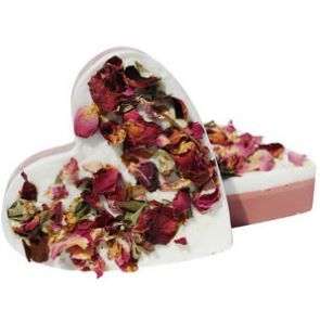 15 Ways to Use Rose Petals Perfectly Pampered Shaving Soap Recipe