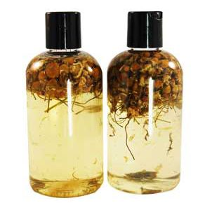 10 Ways to Use Chamomile:Relaxing Massage Oil Recipe