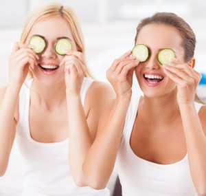Home Spa Day Ideas