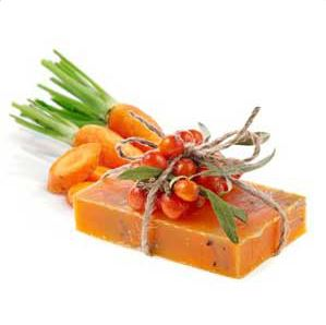 Olive Oil Soap diy: Carrot Cold Process Soap Recipe