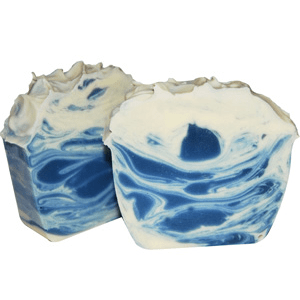 Coconut Soap Recipes: Blueberry Cheesecake Cold Process Soap Recipe