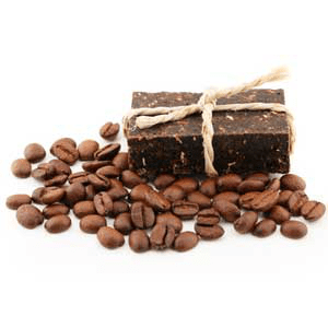 Ways to use Coffee in Cosmetic Recipes: Coffee Melt and Pour Soap Recipe