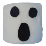 Halloween Craft IdeasGhostly Scented Toilet Paper Recipe