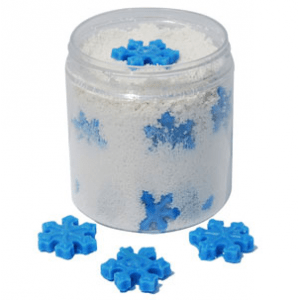 Winter Crafts for Adults: Glistening Snowflakes Potpourri Recipe