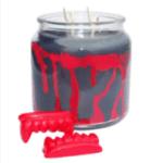 Halloween Craft IdeasBloody Fun Candle Recipe