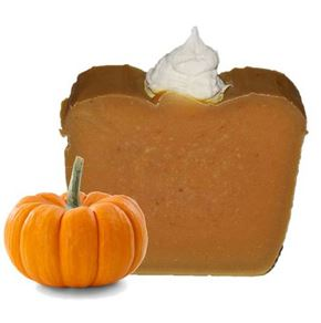 Coconut Soap Recipes: Pumpkin Puree Cold Process Soap Recipe