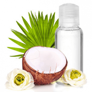 Aloe Body Cream Recipe: Fractionated Coconut Oil