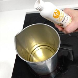 Eggnog Candle Recipe: Adding Your Eggnog Fragrance Oil