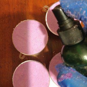 Sugar Plum Bath Fizzies Recipe: Connecting the Two Halves