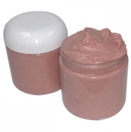 Herbal Scrub Recipes:Whipped Rose Clay Shaving Cream Recipe