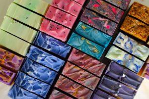 Soap Colorants in Cold Process Soap