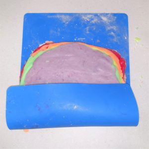 Rainbow Bubble Bar Recipe: Wrapping Up the Bubble Bar