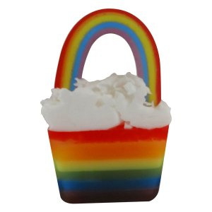 Soap Making Ideas: Rainbow MP Soap Recipe
