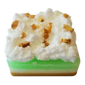 10 Cocoa Butter Melt and Pour Soap Recipes: Pistachio Melt and Pour Soap Recipe