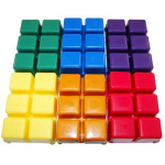 What Do You Need To Make Your Own Candles?: Color Blocks