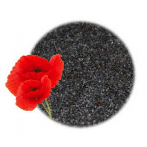Natural Soap Making Supplies: Poppy Seed Whole