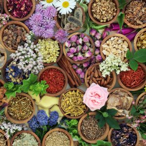 Natural Exfoliants for Soap Making: Whole Flowers andHerbs