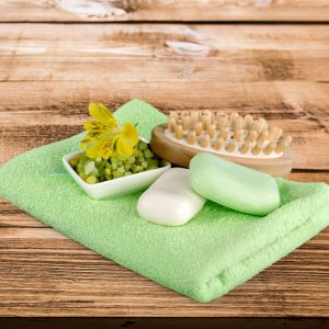 Natural Exfoliants for Soap Making
