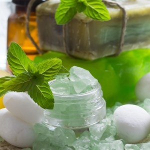 Green Tea Benefits: Bath and Body Products