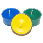 Candle Making Terminology: What is a Tealight Candle?