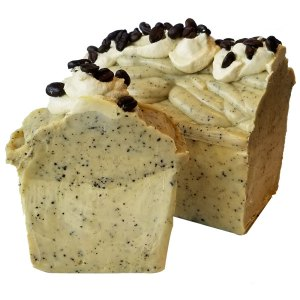 Soap Making Ideas: Cappuccino Coffee Cold Process Soap Recipe