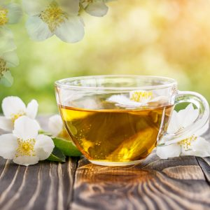Benefits of Jasmine Flowers: Food and Beverages