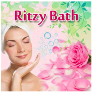Unscented Cosmetic Bases: Ritzy Bath Gel