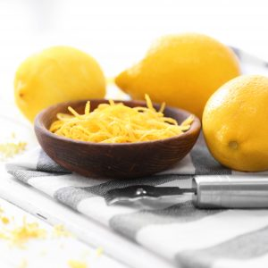 Lemon Peel Benefits: Food and Beverages