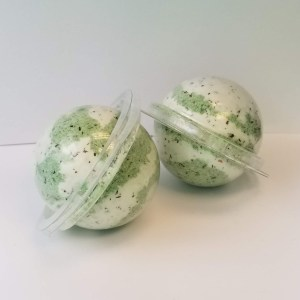 Mojito Bath Bomb Recipe: Finished Wholesale Bath Bomb
