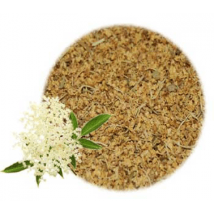 Elder Flowers Bath Bomb Recipe: Elder Flowers Whole