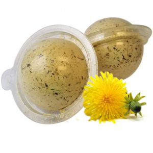 Herbal Bath Bombs from the Garden: Dandelion Bath Bomb Recipe