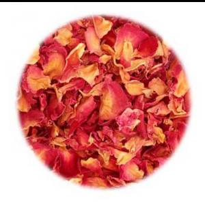 Rose Bath Bomb Recipe: Rose Buds and Petals in Cosmetics