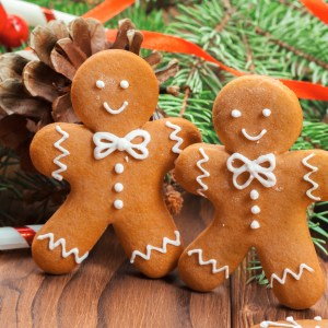 Our Favorite Christmas Cookie Recipes: Gingerbread Cookies Recipe