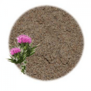 Moisturizing Herbs for Hair: Milk Thistle Seed Powdered Herb