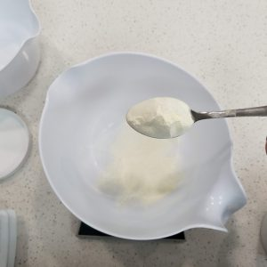 Using Yogurt and Powdered Milk in Soap Making: Creating the Lye Solution for the Milk Soap