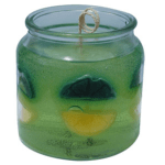 Lime Fragrance Oils for Scented Crafts: Bug Repelling Candle Recipe