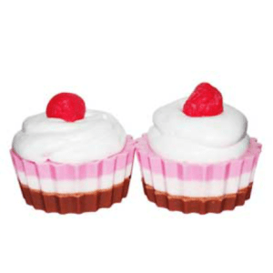 Strawberry Scented Cosmetics and Candles: Neapolitan Cupcake Soap Recipe