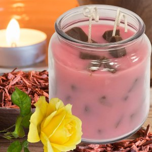 Sandalwood Scented Candle Project