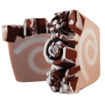 15 Easy Melt and Pour Soap Recipes: Cinnabun Melt and Pour Soap