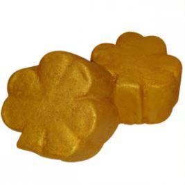 Golden Clover Bath Bomb Recipe