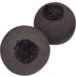 Lumps of Coal Bath Bomb Recipe
